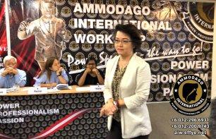 Ammodago International 工作坊2018 David Goh 发展你成为世界级的演讲者 让你体验你内在的力量 马来西亚雪兰莪吉隆坡演讲培训 训练课程 2018 EPA02-14