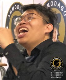Ammodago International 工作坊2018 David Goh 发展你成为世界级的演讲者 让你体验你内在的力量 马来西亚雪兰莪吉隆坡演讲培训 训练课程 2018 EPA02-06