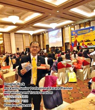 Douglas Kerk Rockwills Senior Professional Estate Planner - Will Writing and Trusts Services Batu Pahat and Kluang Johor Malaysia Property Management PA02-24