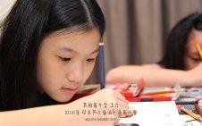 Batu Pahat Gereja Joy Soga Colouring Contest 苏雅喜乐堂主办2018年 峇株巴辖双亲节儿童填色画画比赛 培养儿童对彩色画画的兴趣 发掘美术的潜能 C1-62