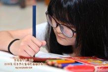 Batu Pahat Gereja Joy Soga Colouring Contest 苏雅喜乐堂主办2018年 峇株巴辖双亲节儿童填色画画比赛 培养儿童对彩色画画的兴趣 发掘美术的潜能 B1-46