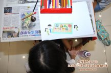 Batu Pahat Gereja Joy Soga Colouring Contest 苏雅喜乐堂主办2018年 峇株巴辖双亲节儿童填色画画比赛 培养儿童对彩色画画的兴趣 发掘美术的潜能 B1-53