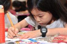 Batu Pahat Gereja Joy Soga Colouring Contest 苏雅喜乐堂主办2018年 峇株巴辖双亲节儿童填色画画比赛 培养儿童对彩色画画的兴趣 发掘美术的潜能 C1-29