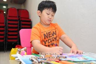 Batu Pahat Gereja Joy Soga Colouring Contest 苏雅喜乐堂主办2018年 峇株巴辖双亲节儿童填色画画比赛 培养儿童对彩色画画的兴趣 发掘美术的潜能 C1-36