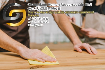 Chang Jiang Human Resources Johor Malaysia Foreign Worker Permit Passport Insurance Consultation Rehiring Workers and Maids EPA01-85