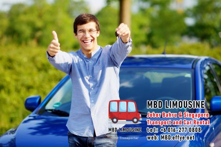 MBD Limousine Johor Bahru Transport and Car Rental Malaysia Transport and Car Rental Singapore Transport and Car Rental Transport between Malaysia and Singapore PA02-02