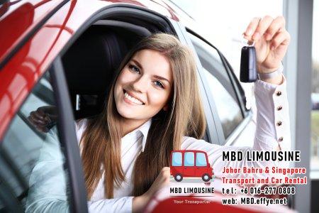 MBD Limousine Johor Bahru Transport and Car Rental Malaysia Transport and Car Rental Singapore Transport and Car Rental Transport between Malaysia and Singapore PA02-04