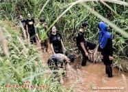 和平团契少年生活营 2018 你是谁 认识你自己 Peace Fellowship Youth Camp 2018 Who Are You Know Yourself Adventure Park River Trekking A02