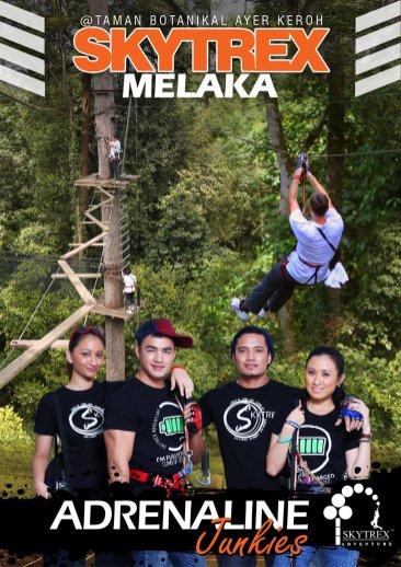 和平团契少年生活营 2018 你是谁 认识你自己 Peace Fellowship Youth Camp 2018 Who Are You Know Yourself Skytrex Melaka Adventure Taman Botanikal Ayer Keroh A01