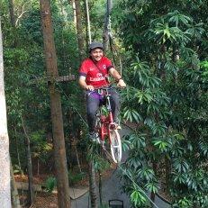 和平团契少年生活营 2018 你是谁 认识你自己 Peace Fellowship Youth Camp 2018 Who Are You Know Yourself Skytrex Melaka Adventure Taman Botanikal Ayer Keroh A05