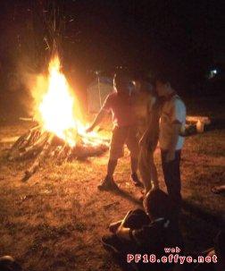 和平团契少年生活营 2018 你是谁 认识你自己 Peace Fellowship Youth Camp 2018 Who Are You Know Yourself Adventure Park Camp Fire 营火会 A02