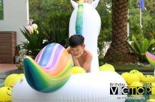 Victor Lim Birthday 2018 in Malaysia Party Buffet Swimming Fun A12
