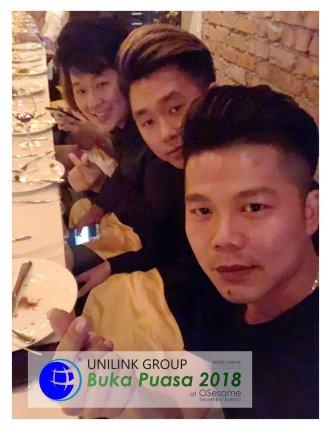 Unilink Group Buka Puasa Dinner 2018 Selamat Hari Raya Aidilfitri from Agensi Pekerjaan Unilink Prospects Sdn Bhd at Osesame Secret Bar and Bistro 24