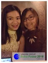 Unilink Group Buka Puasa Dinner 2018 Selamat Hari Raya Aidilfitri from Agensi Pekerjaan Unilink Prospects Sdn Bhd at Osesame Secret Bar and Bistro 38