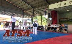 Batu Pahat Sports Ricky Toh Advance Taekwondo Sport Academy ATSA Education Martial Art Self Defence Fitness Poomdae Sparring Kyorugi Batu Pahat Johor Malaysia A02-03