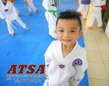 Batu Pahat Sports Ricky Toh Advance Taekwondo Sport Academy ATSA Education Martial Art Self Defence Fitness Poomdae Sparring Kyorugi Batu Pahat Johor Malaysia A02-24