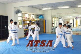 Batu Pahat Sports Ricky Toh Advance Taekwondo Sport Academy ATSA Education Martial Art Self Defence Fitness Poomdae Sparring Kyorugi Batu Pahat Johor Malaysia A02-25