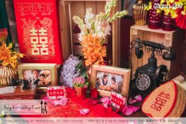 Kiong Art Wedding Event Kuala Lumpur Malaysia Event and Wedding Decoration Company One-stop Wedding Planning Services Wedding Theme Oriental Theme Restaurant LTP Sdn Bhd A04-A01
