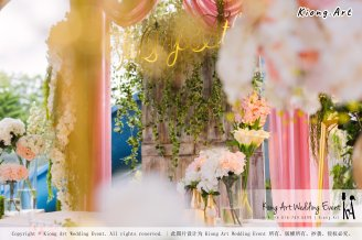 Kiong Art Wedding Event Kuala Lumpur Malaysia Wedding Decoration One-stop Wedding Planning Wedding Theme Romantic Garden Wedding Kluang Container Swimming Pool Homestay A05-A01-011