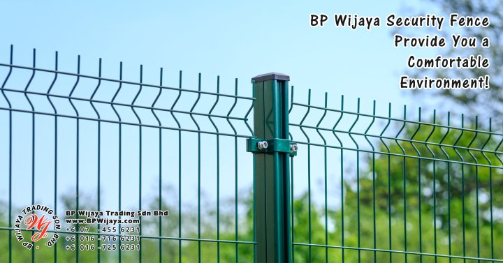 BP Wijaya Trading Sdn Bhd Malaysia Pahang Kuantan Temerloh Mentakab Manufacturer of Safety Fences Building Materials for Housing Construction Site Industial Security Fencing Factory A00-01