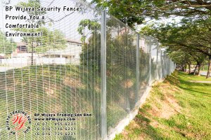 BP Wijaya Trading Sdn Bhd Malaysia Pahang Kuantan Temerloh Mentakab Manufacturer of Safety Fences Building Materials for Housing Construction Site Industial Security Fencing Factory A01-29