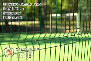 BP Wijaya Trading Sdn Bhd Malaysia Pahang Kuantan Temerloh Mentakab Manufacturer of Safety Fences Building Materials for Housing Construction Site Industial Security Fencing Factory A01-61