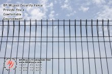 BP Wijaya Trading Sdn Bhd Malaysia Pahang Kuantan Temerloh Mentakab Manufacturer of Safety Fences Building Materials for Housing Construction Site Industial Security Fencing Factory A01-09
