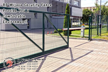 BP Wijaya Trading Sdn Bhd Malaysia Pahang Kuantan Temerloh Mentakab Manufacturer of Safety Fences Building Materials for Housing Construction Site Industial Security Fencing Factory A01-81