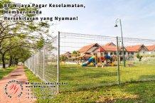 BP Wijaya Trading Sdn Bhd Malaysia Pahang Kuantan Temerloh Mentakab Pengeluar Pagar Keselamatan Pagar Taman Bangunan dan Kilang dan Rumah untuk Bandar Pemborong Pagar A01-25