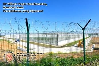 BP Wijaya Trading Sdn Bhd Malaysia Pahang Kuantan Temerloh Mentakab Pengeluar Pagar Keselamatan Pagar Taman Bangunan dan Kilang dan Rumah untuk Bandar Pemborong Pagar A01-68