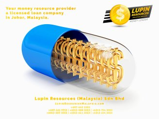 Johor Licensed Loan Company Licensed Money Lender Lupin Resources Malaysia SDN BHD Your money resource provider Kulai Johor Bahru Johor Malaysia Business Loan A01-37