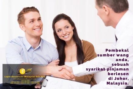 Johor Syarikat Pinjaman Berlesen Lupin Resources Malaysia SDN BHD Pembekal Sumber Wang Anda Kulai Johor Bahru Johor Malaysia Pinjaman Perniagaan Pinjaman Peribadi A01-15