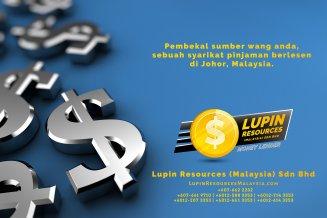 Johor Syarikat Pinjaman Berlesen Lupin Resources Malaysia SDN BHD Pembekal Sumber Wang Anda Kulai Johor Bahru Johor Malaysia Pinjaman Perniagaan Pinjaman Peribadi A01-23