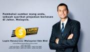 Johor Syarikat Pinjaman Berlesen Lupin Resources Malaysia SDN BHD Pembekal Sumber Wang Anda Kulai Johor Bahru Johor Malaysia Pinjaman Perniagaan Pinjaman Peribadi A01-25