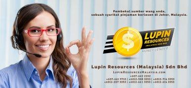 Johor Syarikat Pinjaman Berlesen Lupin Resources Malaysia SDN BHD Pembekal Sumber Wang Anda Kulai Johor Bahru Johor Malaysia Pinjaman Perniagaan Pinjaman Peribadi A01-33