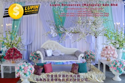 柔佛有执照的贷款公司 Lupin Resources Malaysia SDN BHD 您金钱资源的供应商 古来 柔佛 马来西亚 个人贷款 商业贷款 低利息抵押代款 经济 A01-55