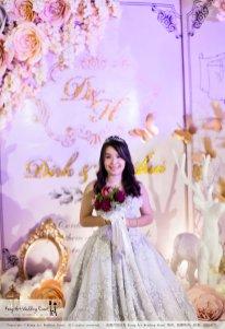 Kiong Art Wedding Event Kuala Lumpur Malaysia Wedding Decoration One-stop Wedding Planning Legend of Fairy Tales Grand Sea View Restaurant 海景宴宾楼 A08-A01-36