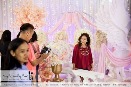 Kiong Art Wedding Event Kuala Lumpur Malaysia Wedding Decoration One-stop Wedding Planning Legend of Fairy Tales Grand Sea View Restaurant 海景宴宾楼 A08-A01-38