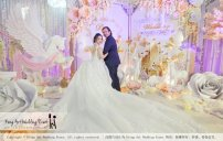 Kiong Art Wedding Event Kuala Lumpur Malaysia Wedding Decoration One-stop Wedding Planning Legend of Fairy Tales Grand Sea View Restaurant 海景宴宾楼 A08-A01-45