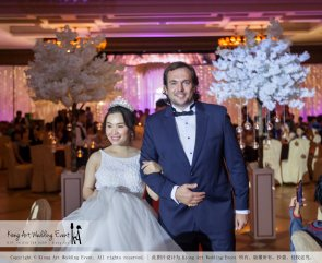 Kiong Art Wedding Event Kuala Lumpur Malaysia Wedding Decoration One-stop Wedding Planning Legend of Fairy Tales Grand Sea View Restaurant 海景宴宾楼 A08-A01-51