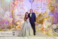 Kiong Art Wedding Event Kuala Lumpur Malaysia Wedding Decoration One-stop Wedding Planning Legend of Fairy Tales Grand Sea View Restaurant 海景宴宾楼 A08-A01-55