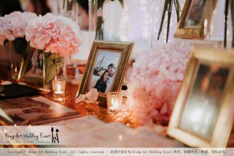 Kiong Art Wedding Event Kuala Lumpur Malaysia Wedding Decoration One-stop Wedding Planning Legend of Fairy Tales Grand Sea View Restaurant 海景宴宾楼 A08-A01-92