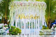 Kiong Art Wedding Event Kuala Lumpur Malaysia Wedding Decoration One-stop Wedding Planning Warm Outdoor Romantic Style Theme Kluang Container Swimming Pool Homestay A07-A01-07