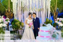 Kiong Art Wedding Event Kuala Lumpur Malaysia Wedding Decoration One-stop Wedding Planning Warm Outdoor Romantic Style Theme Kluang Container Swimming Pool Homestay A07-A01-22