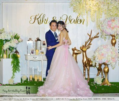 Kiong Art Wedding Event Kuala Lumpur Malaysia Wedding Decoration One-stop Wedding Planning Warm Outdoor Romantic Style Theme Kluang Container Swimming Pool Homestay A07-A01-29
