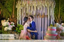 Kiong Art Wedding Event Kuala Lumpur Malaysia Wedding Decoration One-stop Wedding Planning Warm Outdoor Romantic Style Theme Kluang Container Swimming Pool Homestay A07-A01-48