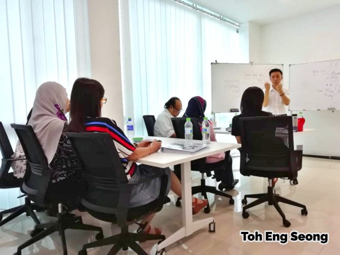 Toh Eng Seong Malaysia Consultant Malaysia Trainer Malaysia Manager A001