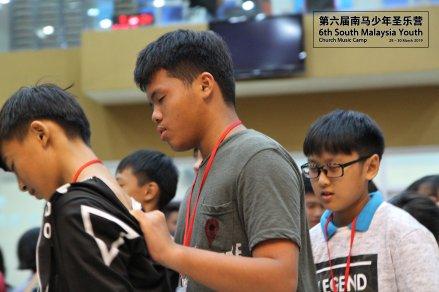 马来西亚 第六届南马少年圣乐营 6th South Malaysia Youth Church Music Camp A05-022