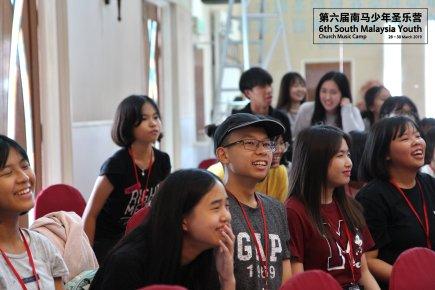 马来西亚 第六届南马少年圣乐营 6th South Malaysia Youth Church Music Camp B01-022