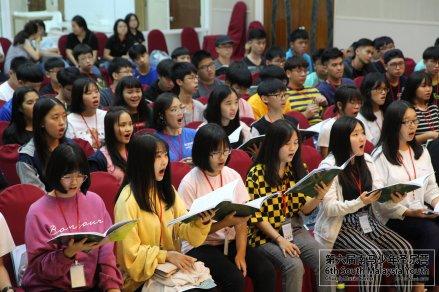 马来西亚 第六届南马少年圣乐营 6th South Malaysia Youth Church Music Camp B02-018